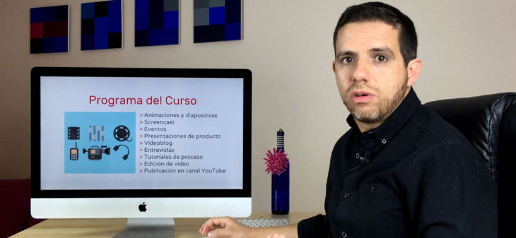Curso vídeo marketing online desafío digital