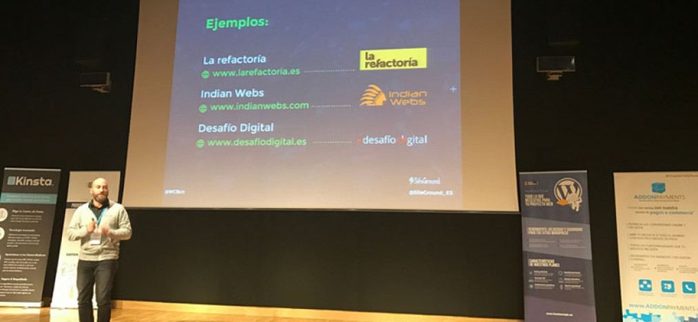 Desafío Digital en WordCamp Barcelona 2016