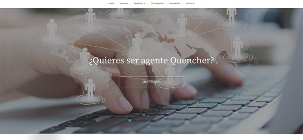 Quencher solutions web